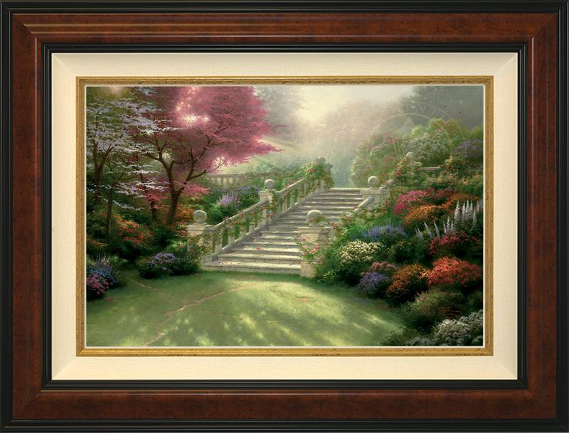 Stairway to Paradise - Burlwood