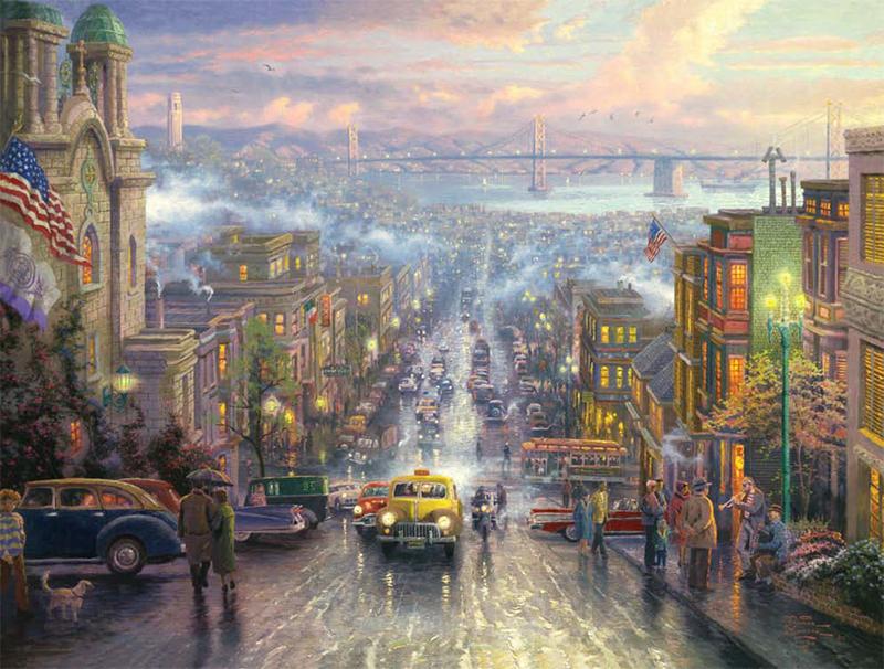 The Heart of San Francisco