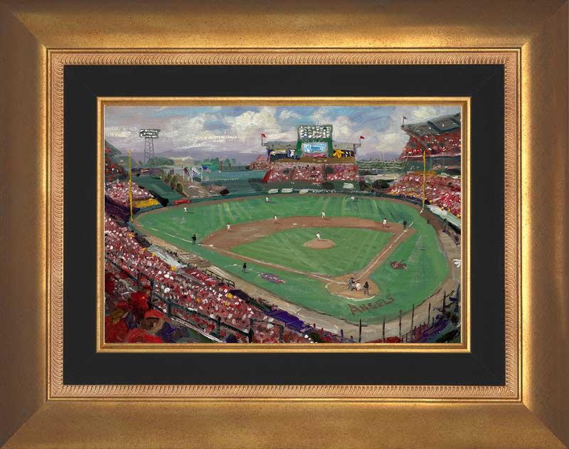 World Series 2002 -- Anaheim -- Aurora Gold