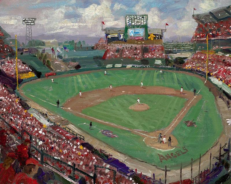 World Series 2002 -- Anaheim