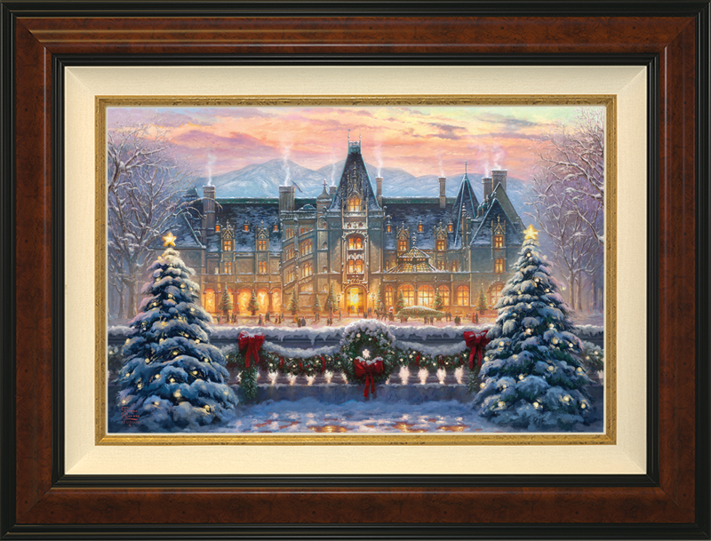 Christmas at the Biltmore -- Burlwood