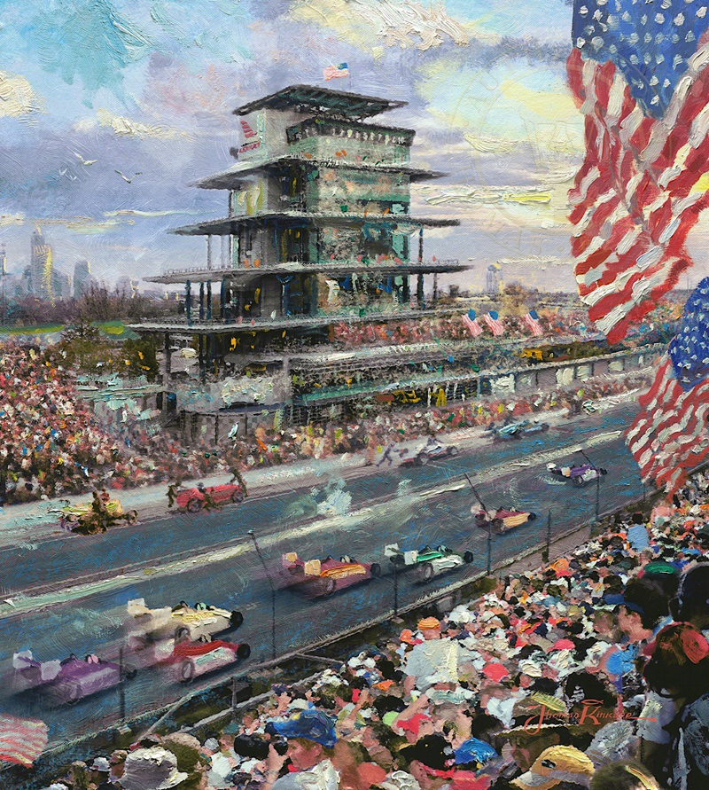 Indianapolis Motor Speedway Study