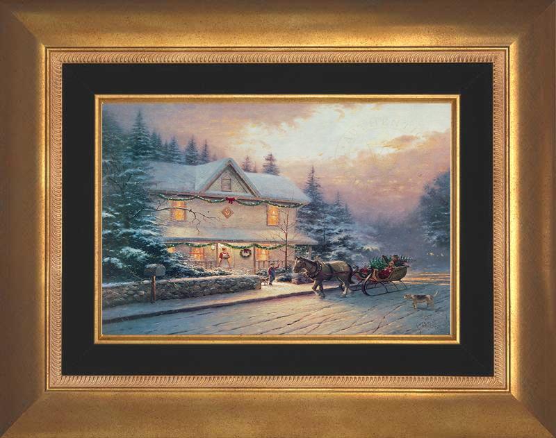 Victorian Christmas IV -- Aurora Gold