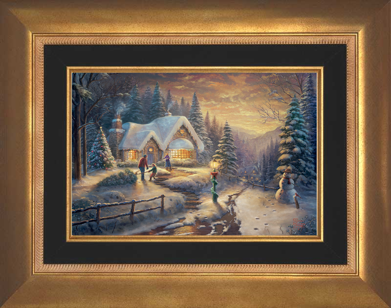 Country Christmas Homecoming -- Aurora Gold