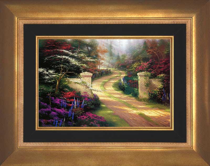 Spring Gate -- Aurora Gold