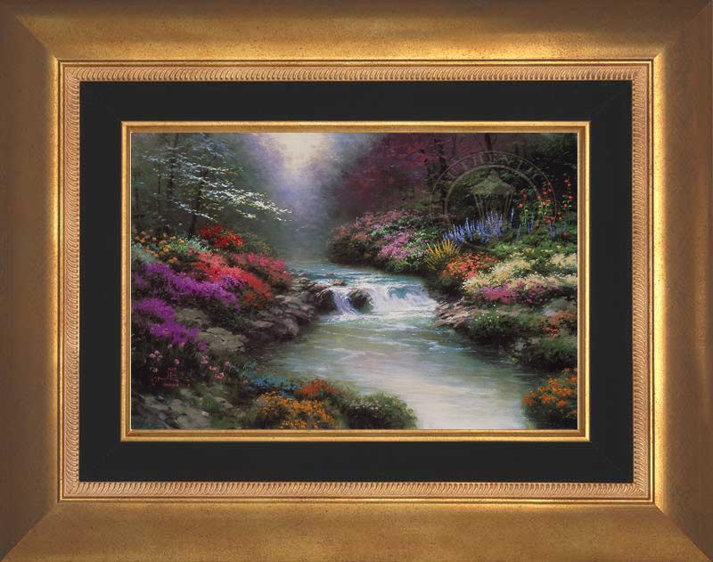 Beside Still Waters -- Aurora Gold