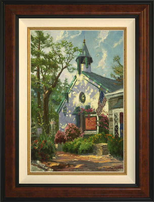 Church of the Wayfarer - Burlwood