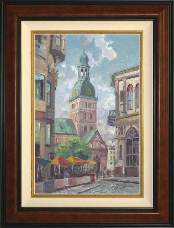 The Dome Cathedral, Riga, Latvia - Burlwood