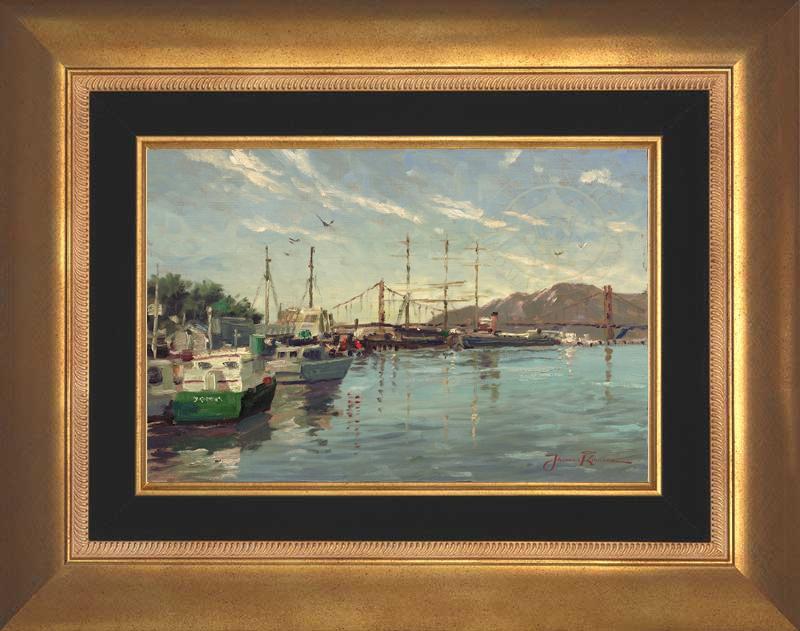 Fisherman's Wharf, Marina - Aurora Gold