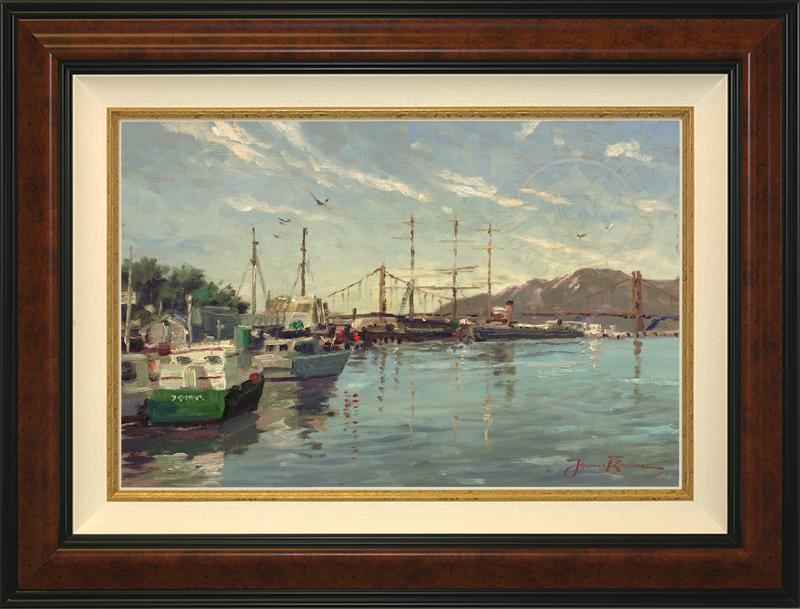 Fisherman's Wharf, Marina - Burlwood