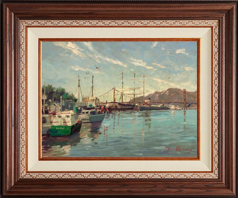 Fisherman's Wharf, Marina - Deluxe Walnut