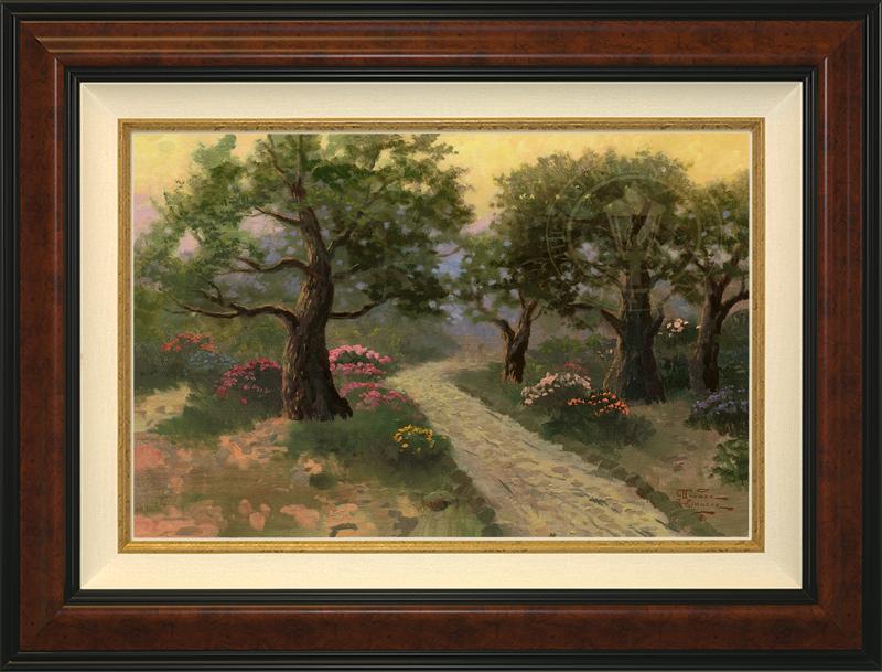Garden of Gethsemane - Burlwood