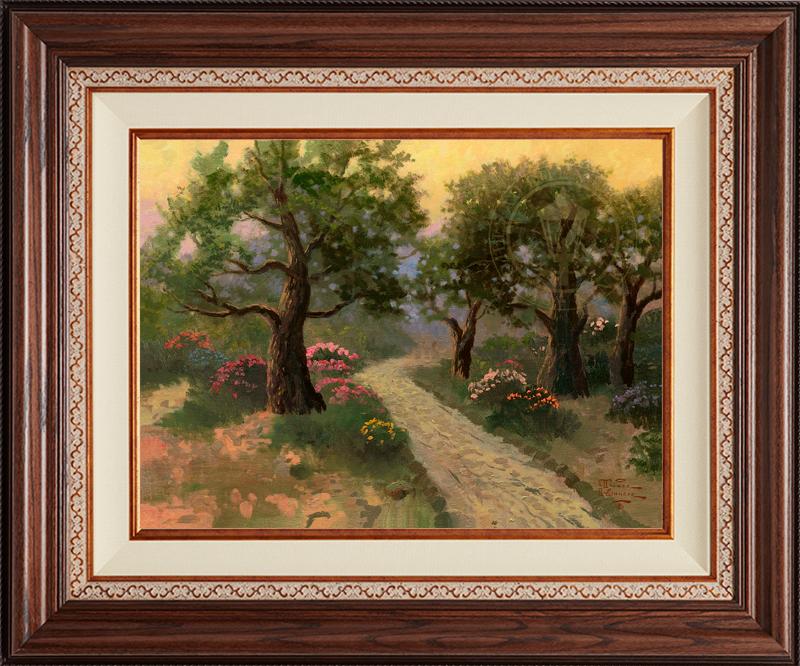 Garden of Gethsemane - Deluxe Walnut