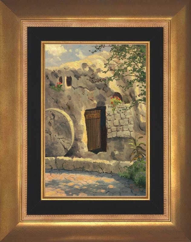 The Garden Tomb - Aurora Gold