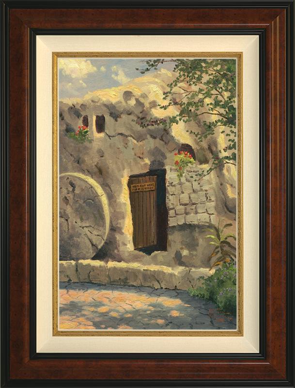 The Garden Tomb - Burlwood