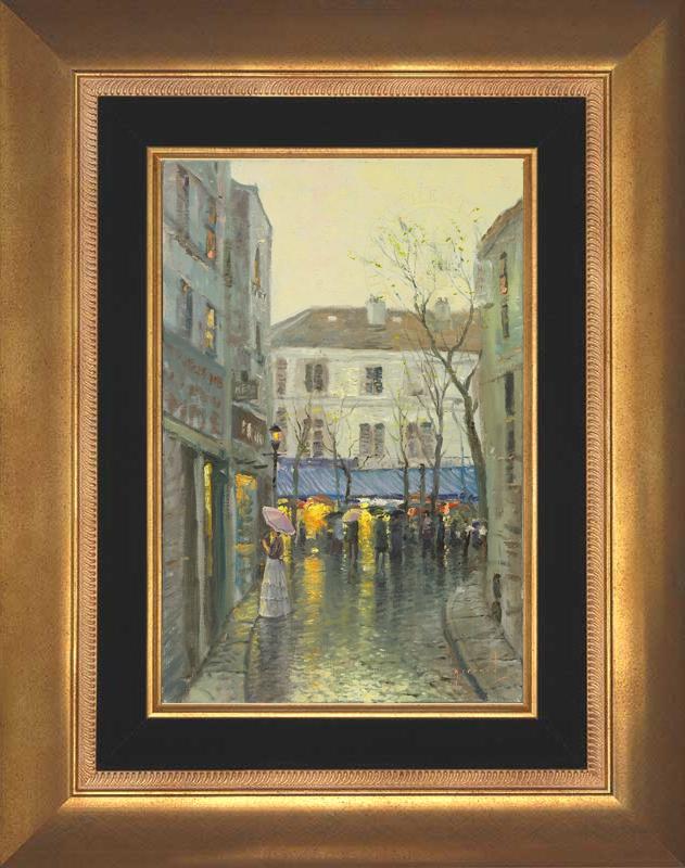 Montmartre - Aurora Gold