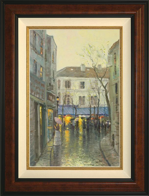 Montmartre - Burlwood