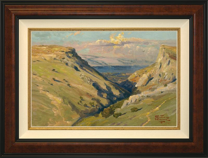 Mount Arbel - Burlwood