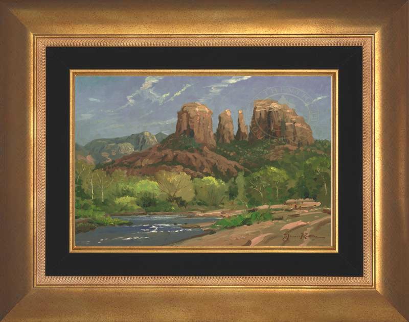Sedona Cliffs - Aurora Gold