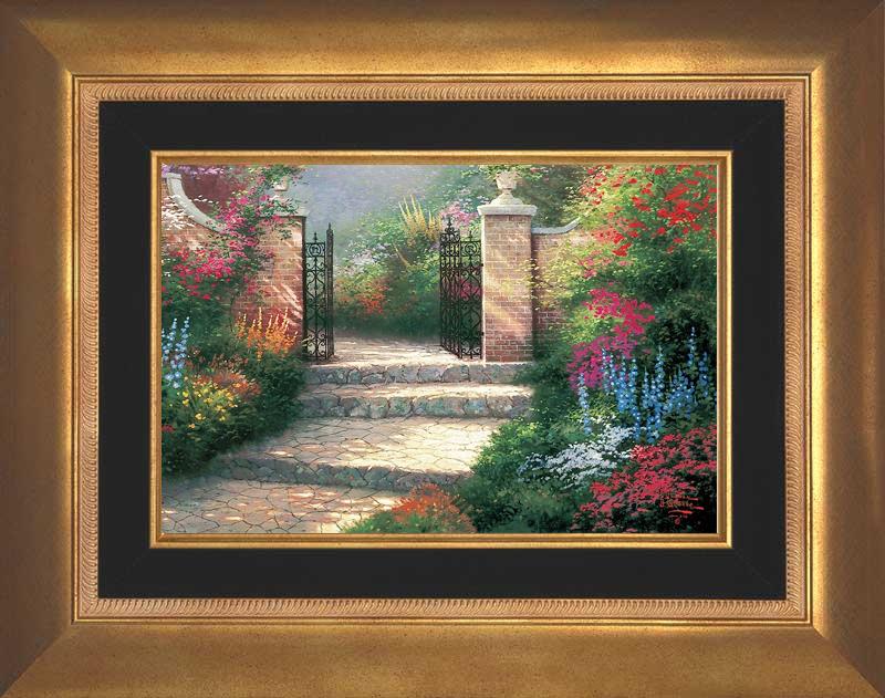 The Victorian Garden -- Aurora Gold