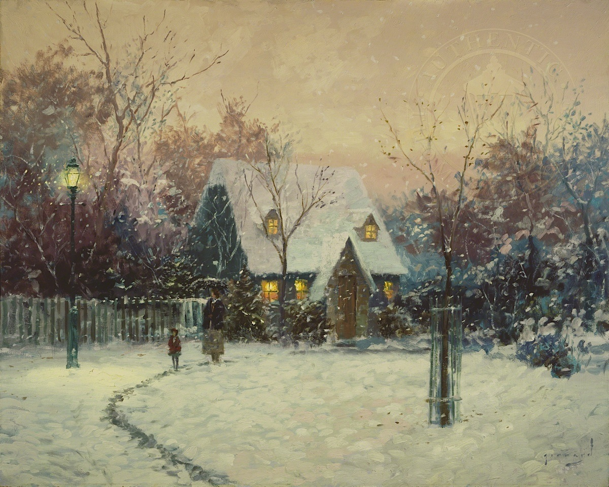A Winter's Cottage