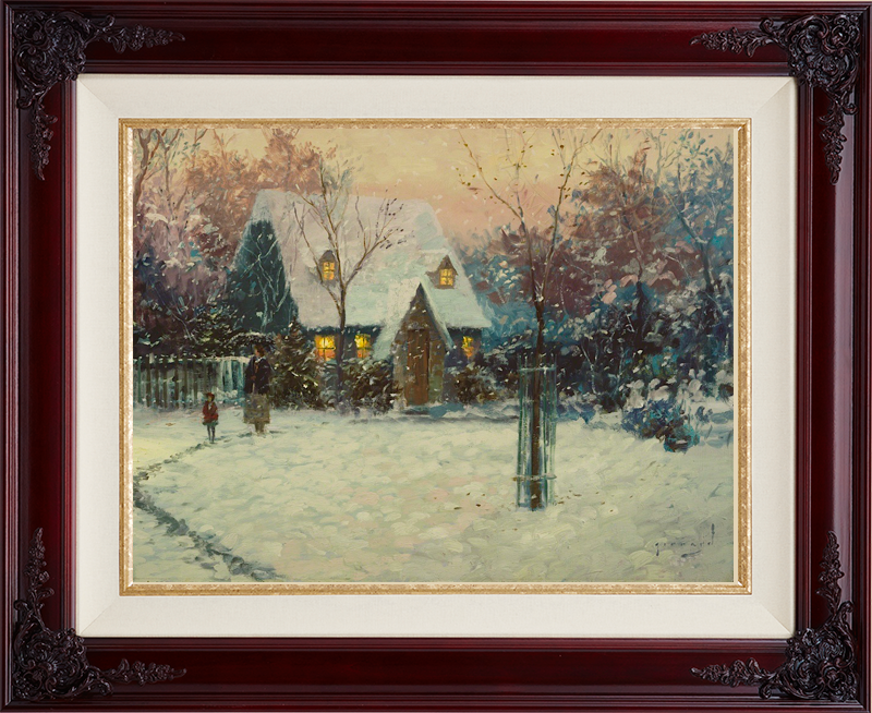 A Winter's Cottage - Brandy