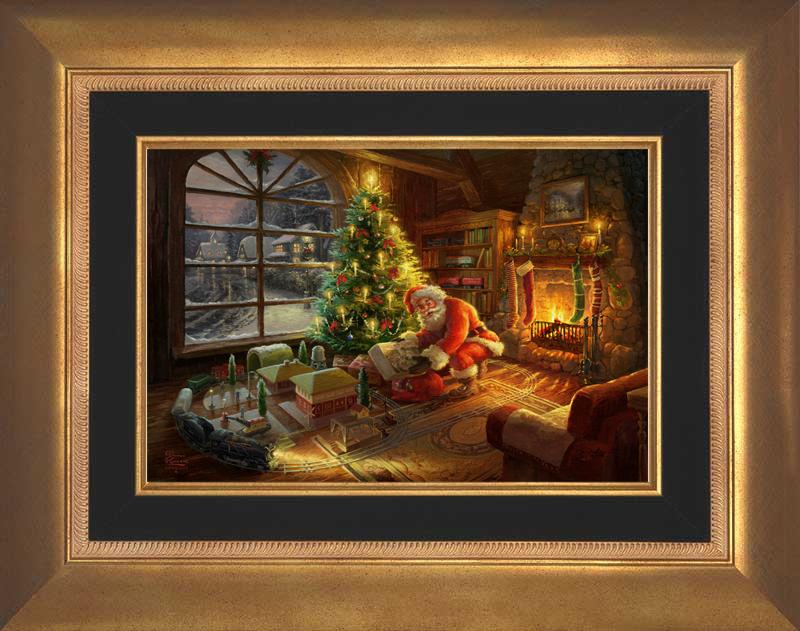 Santa's Special Delivery -- Aurora Gold
