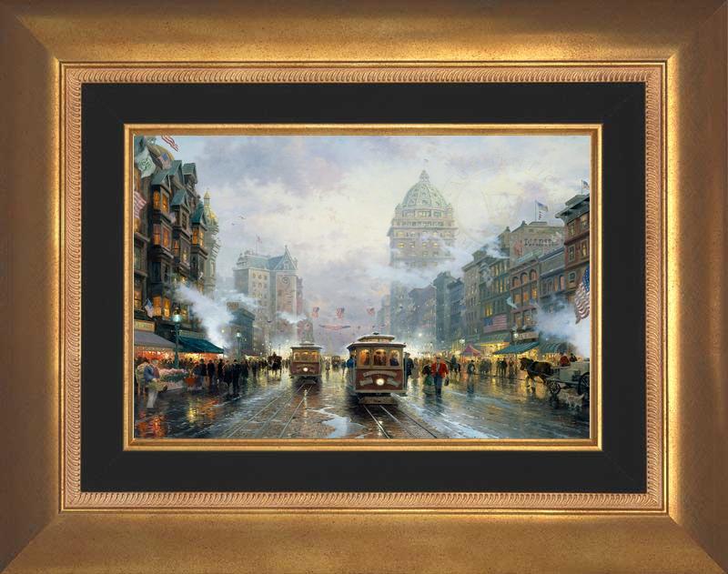 San Francisco, Market Street - Aurora Gold