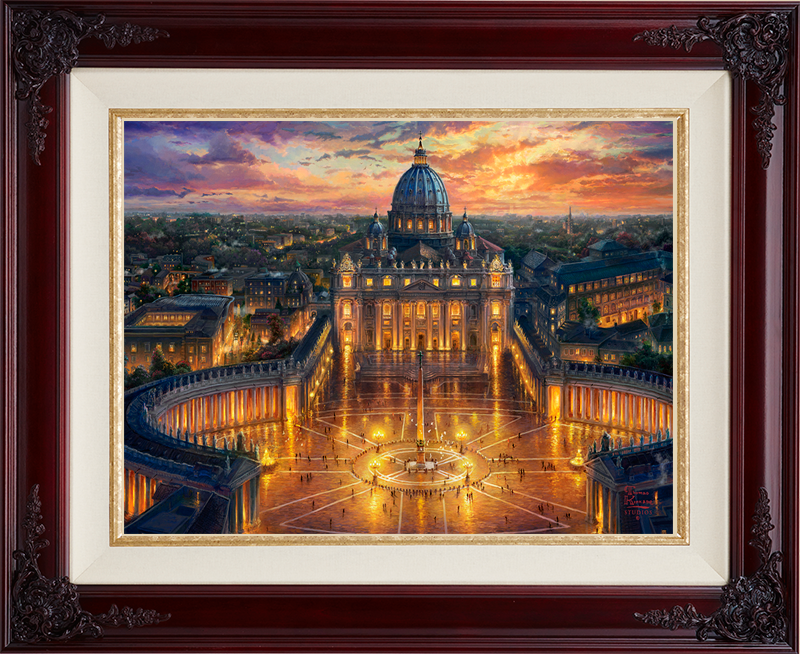 Vatican Sunset - Brandy