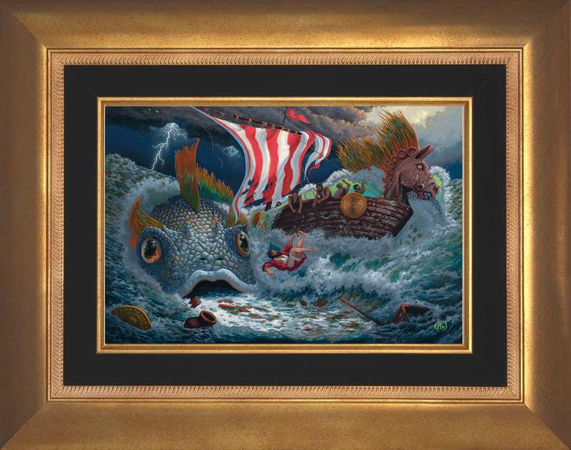 Jonah - Aurora Gold