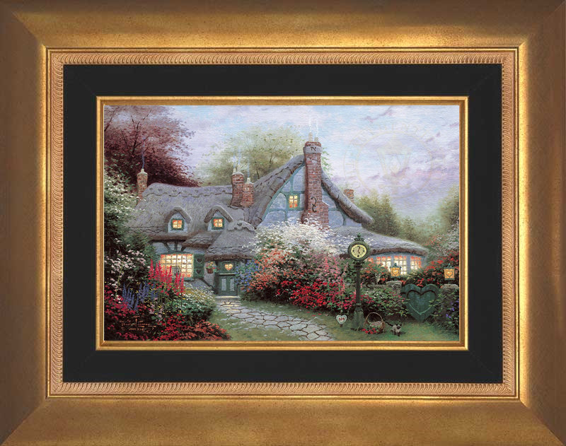 Sweetheart Cottage - Aurora Gold