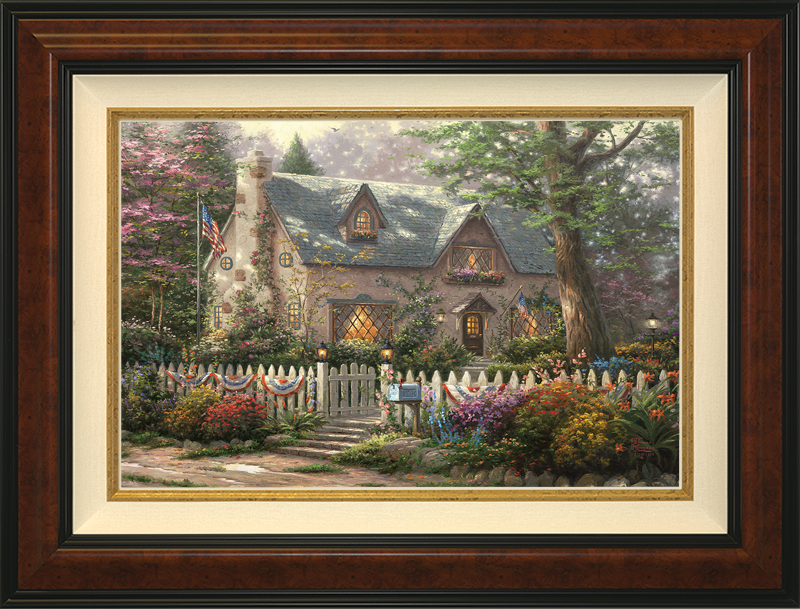 Liberty Lane Cottage - Burlwood