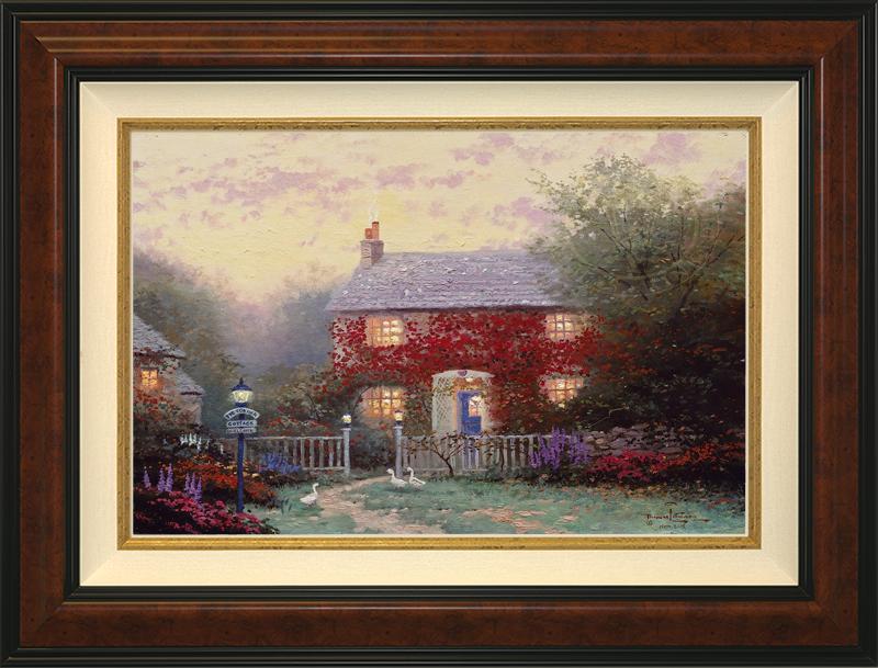 Pye Corner Cottage - Burlwood
