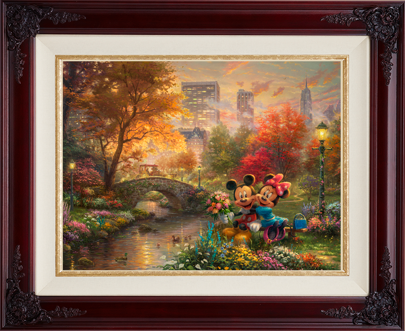 Mickey and Minnie – Sweetheart Central Park - Brandy