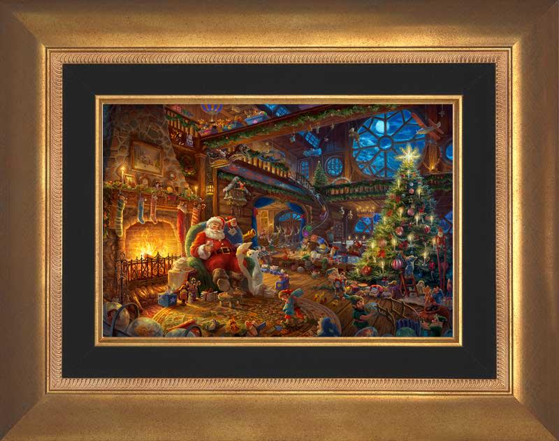 Santa's Workshop -- Auroa Gold