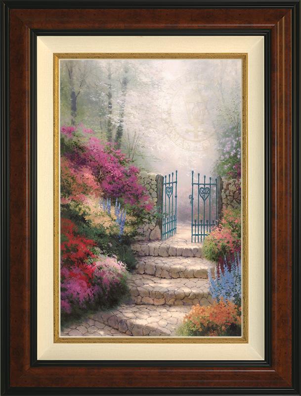 The Garden of Promise - Burlwood