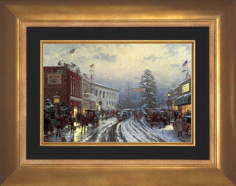 Christmas at the Courthouse - Aurora Gold