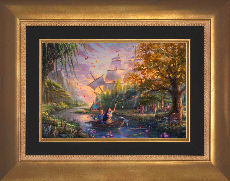 Pocahontas Colors of Love - Aurora Gold