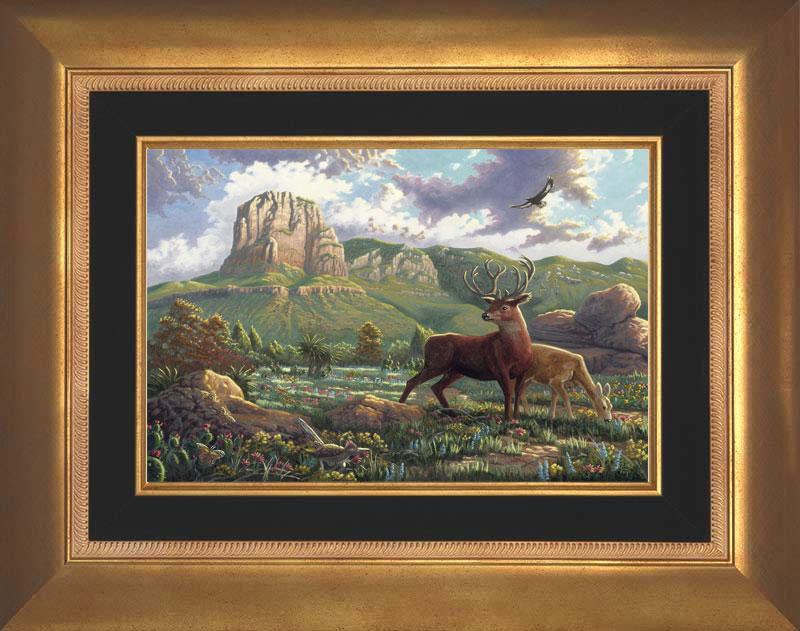 Spirit of Guadalupe -- Aurora Gold