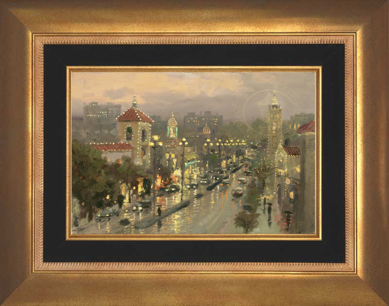 Plaza Lights, Kansas City - Aurora Gold