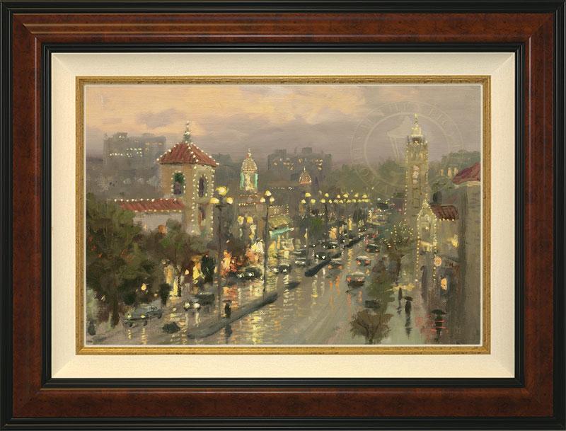 Plaza Lights, Kansas City - Burlwood