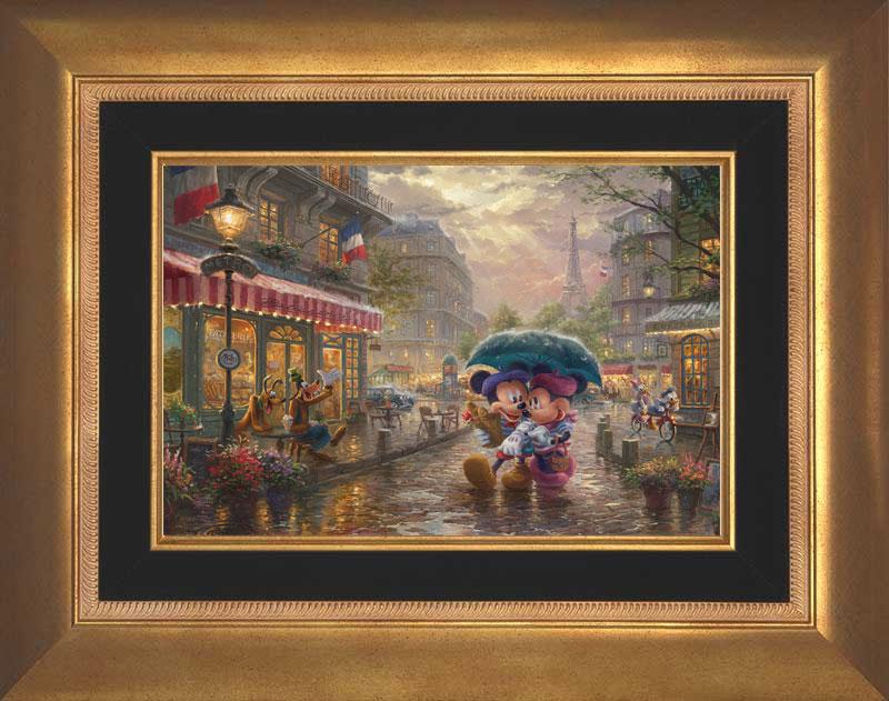Mickey Minnie in Paris - Aurora Gold